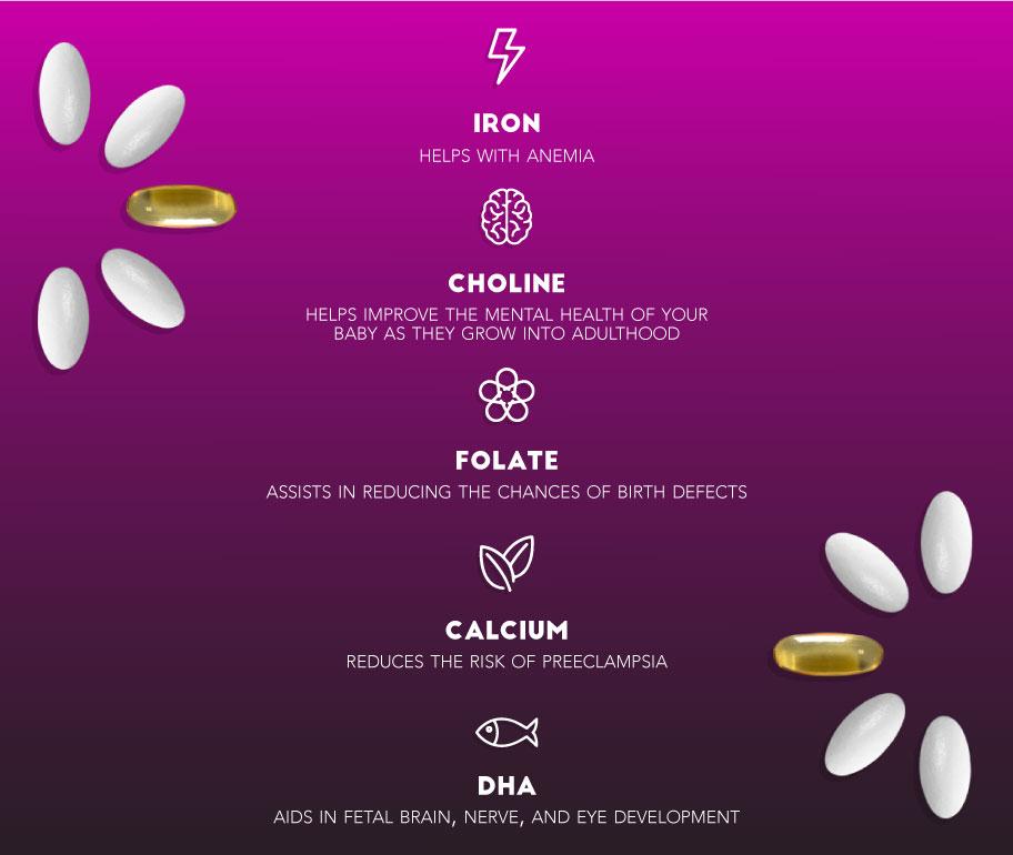 Forte Elements Prenatal Info Card