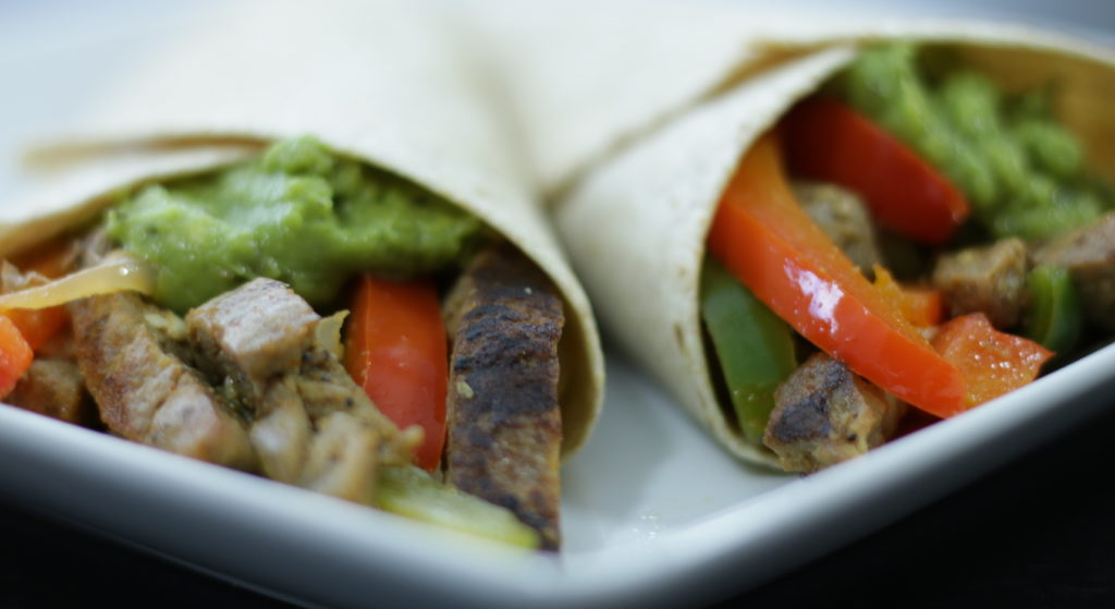Forte Recipes: Fajitas