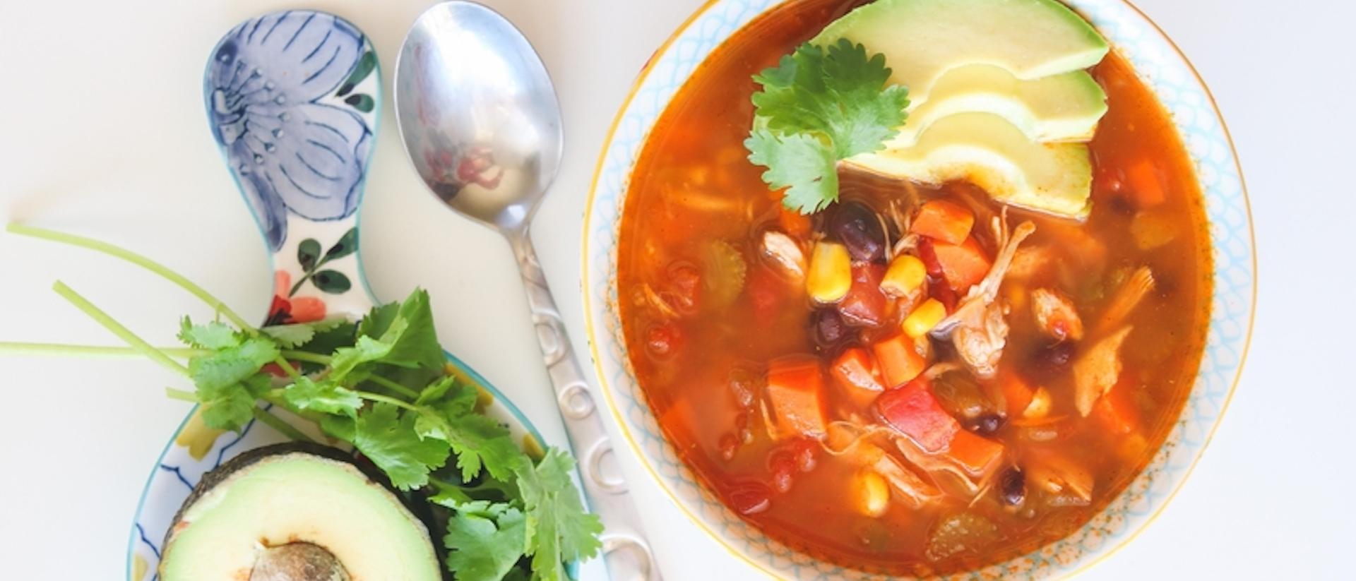 Forté Tortilla Soup