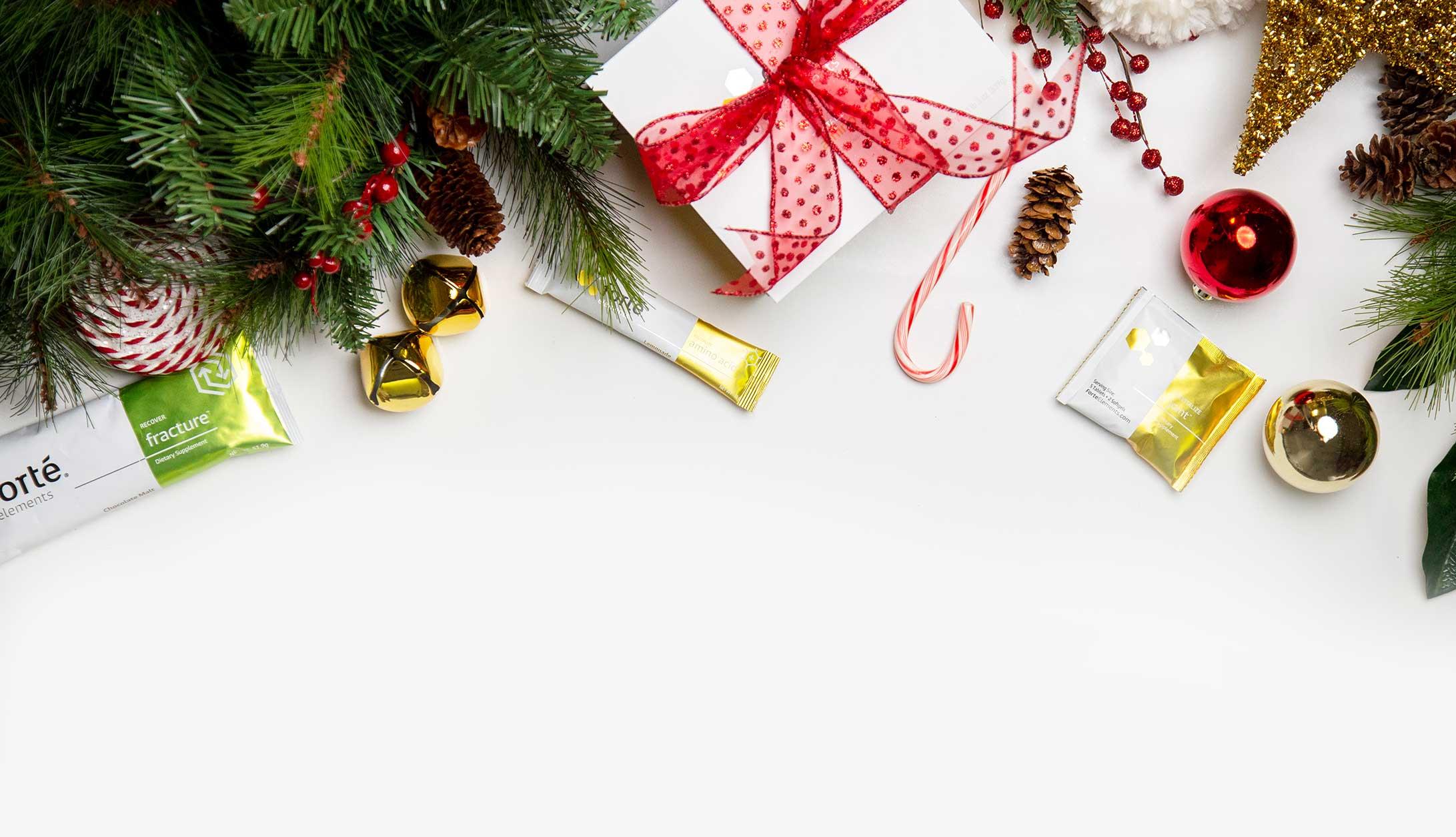 Christmas Header.Christmas Header Forte Elements